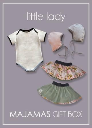MAJAMAS Gift Box_Baby Girl