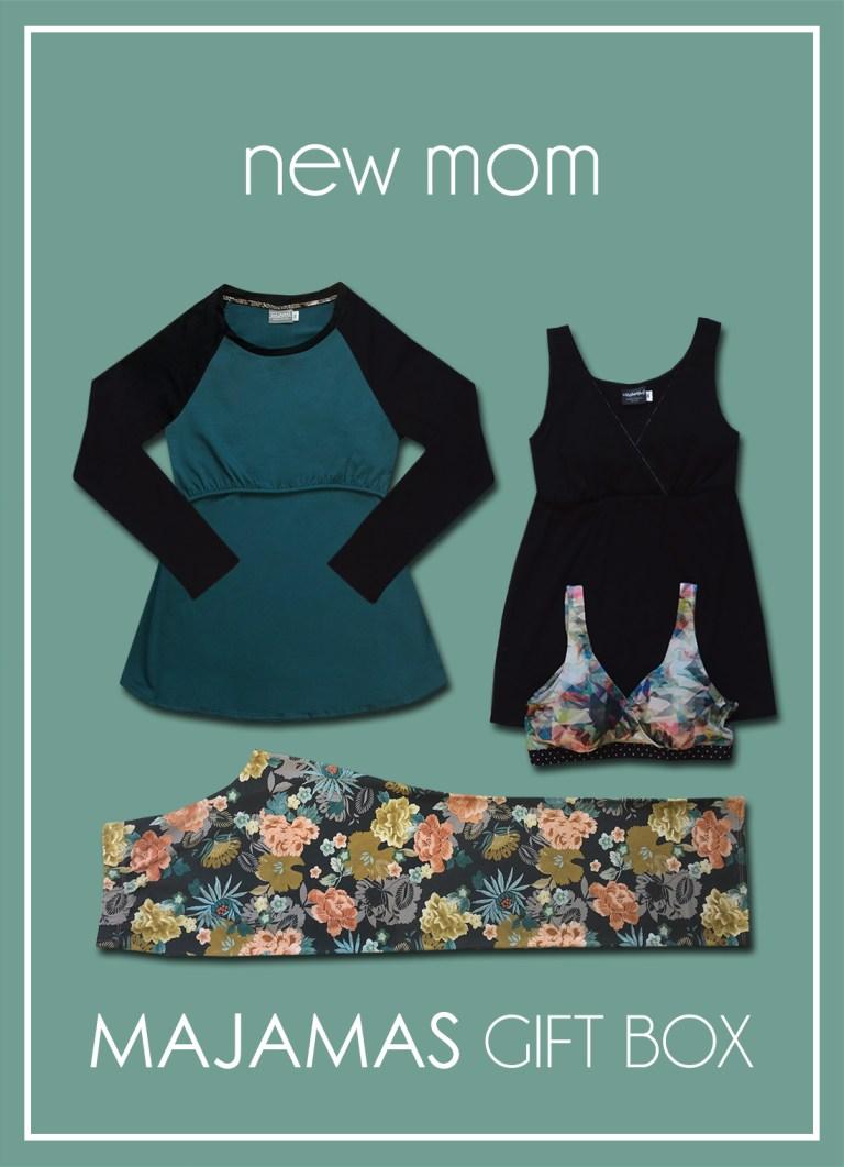 MAJAMAS Gift Box_New Mom FALL 2017 Small