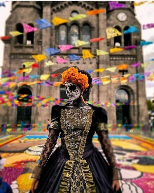 Dia De Los Muertos Sugar Skull Costume Makeup 2.jpg