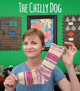 May 2019 Knit Along with The Chilly Dog