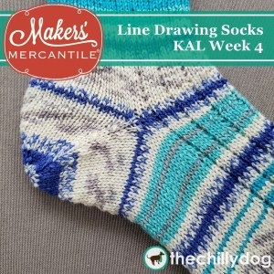 The Chilly Dog May 2019 Knit Along