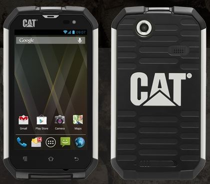 le cat b15 de caterpillar un smartphone tout terrain. Black Bedroom Furniture Sets. Home Design Ideas