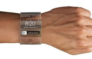 design iWatch, la montre Apple sous iOS