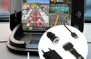 50% de réduction sur ce pack automobile pour smartphone et GPS