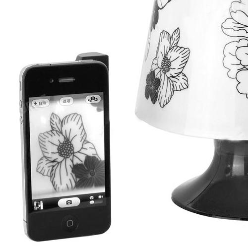 lentille périscope pour smartphone