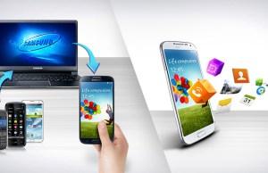 Smart Switch solution de transfert des données iPhone vers Galaxy S4