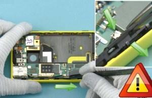 démontage Nokia Lumia 1020