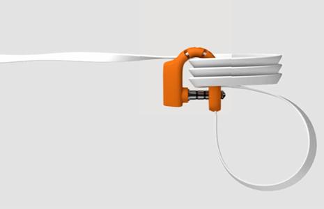 astucieuse prise 3,5 mm pour ranger son câble