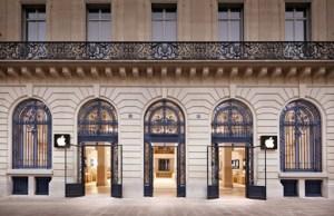 Apple Store Opéra Paris