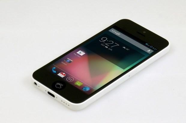 Basic Bear, la copie de l'iPhone low cost sous Android