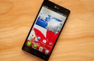tablette LG Pad 8.3