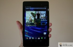 La nouvelle tablette Google Nexus 7 disponible en France fin Août