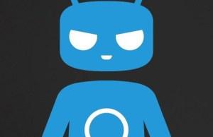 la mascotte de cyanogenmod
