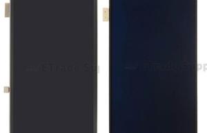 A gauche l'écran du Note 2 et à droite celui du Note 3