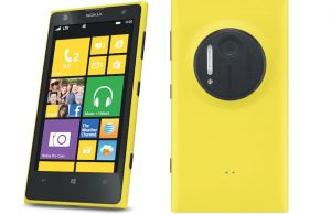 Nokia Lumia 1020 disponible en France le 2 Octobre au prix de 699 euros TTC