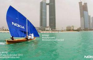 Nokia World à Abu Dhabi le 22 octobre