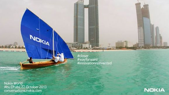 Nokia World à Abu Dhabi le 22 octobre