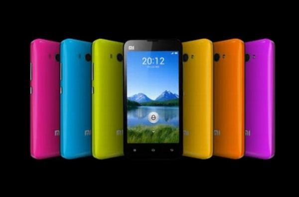 futur smartphone haut de gamme Xiaomi Mi4