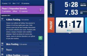 application mobile My Asics 2.0