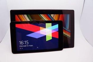 Dell Venue 8 Pro vs. Surface 2 Pro