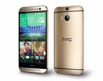 HTC One M8_PerLeft_Gold