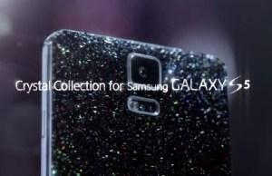 Samsung Galaxy S5 Crystal edition