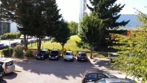LG G3 Parking