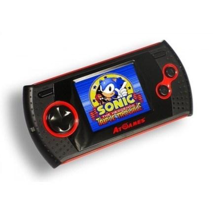 Master System - Game Gear - Arcade-Gamer-Portable