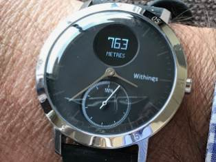 Withings_SteelHR_distance