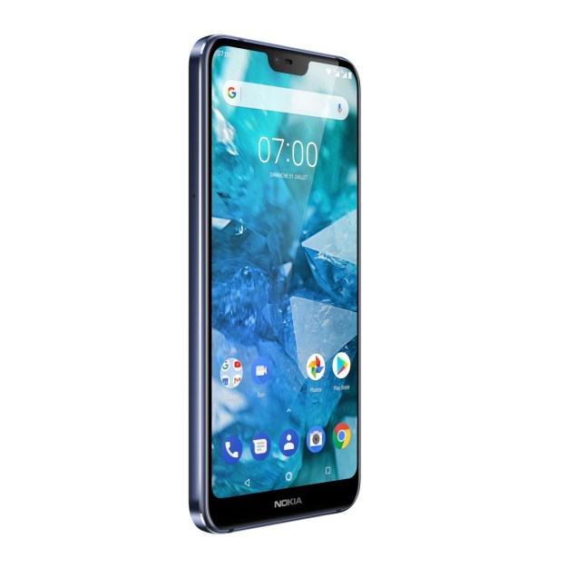 Nokia 7.1_Rational_Front_Quarter_Right_MIDNIGHT_BLUE