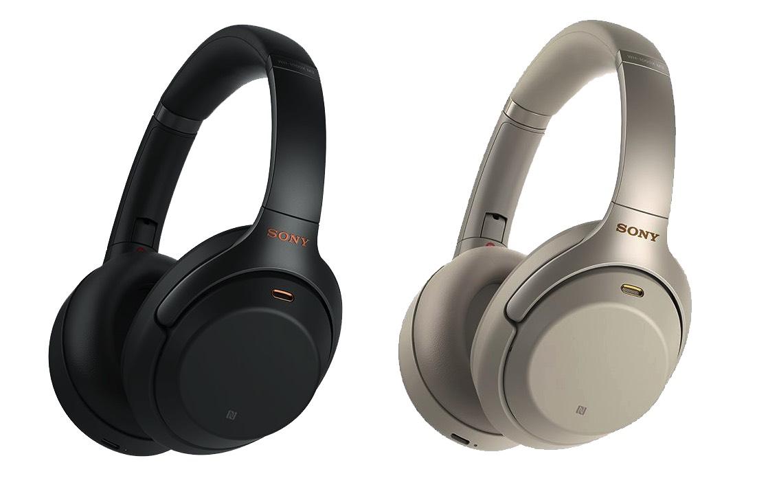 Casque Audio Sony Wh 1000xm3 Et Le Silence Fut Wearemobians
