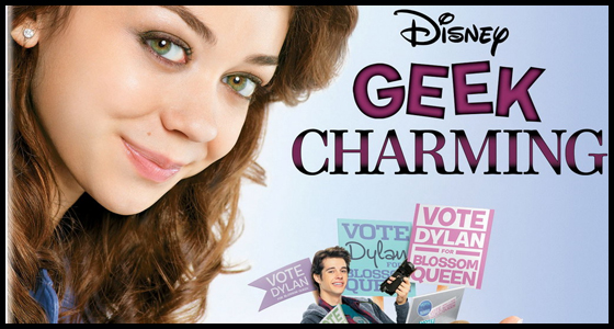 Image result for Geek Charming Movie dvd cover