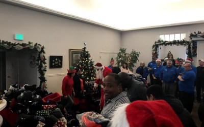 OSD Seattle Impact Dozens of Military Families at Joint Base Lewis-McChord Warrior Transition Battalion Annual Christmas Party