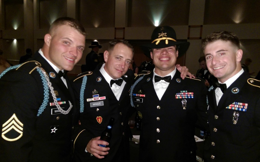 US Army Soldier Trent Maner Discovers Service Beyond Slinging a Rifle into Battle