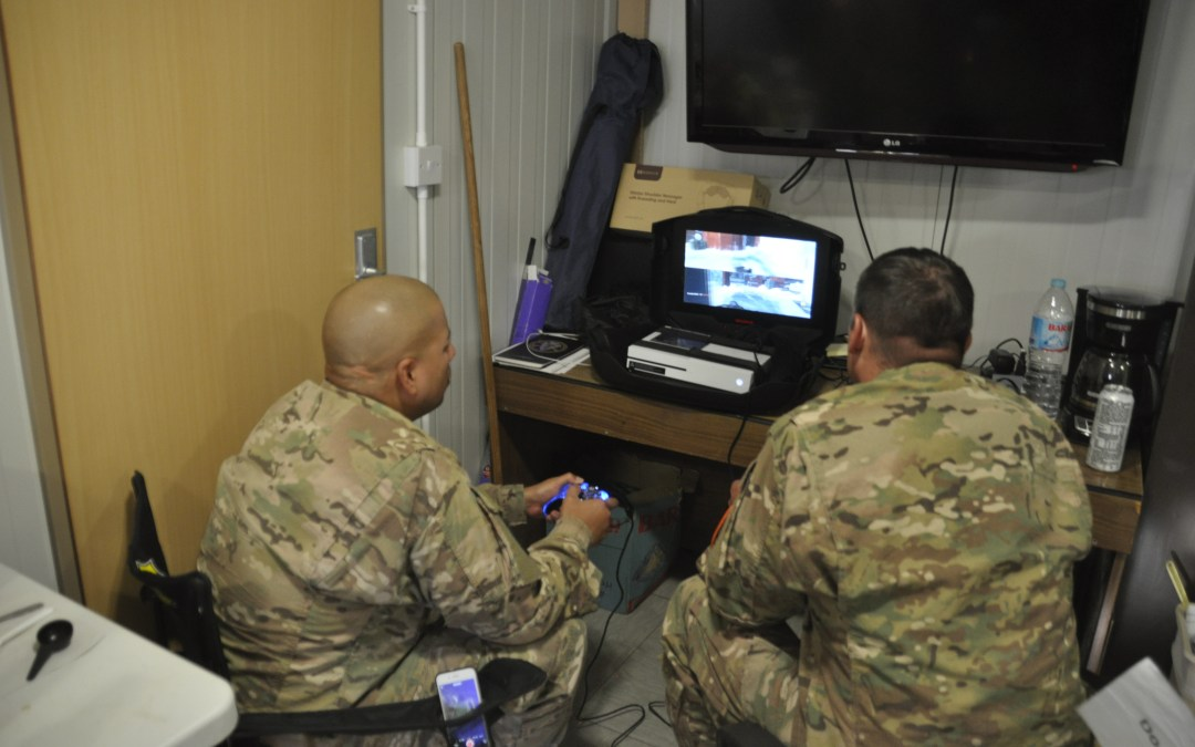 OSD 'Supply Drop' Reaches 124th Cavalry Regiment Deployed from Waco, Texas