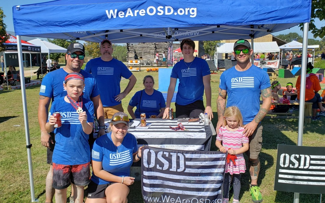 OSD Austin Survives Zombie Charge 2018