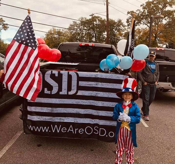 OSD Fayetteville Takes Part in Annual Veterans Day Parade and Fort Bragg Centennial Celebration