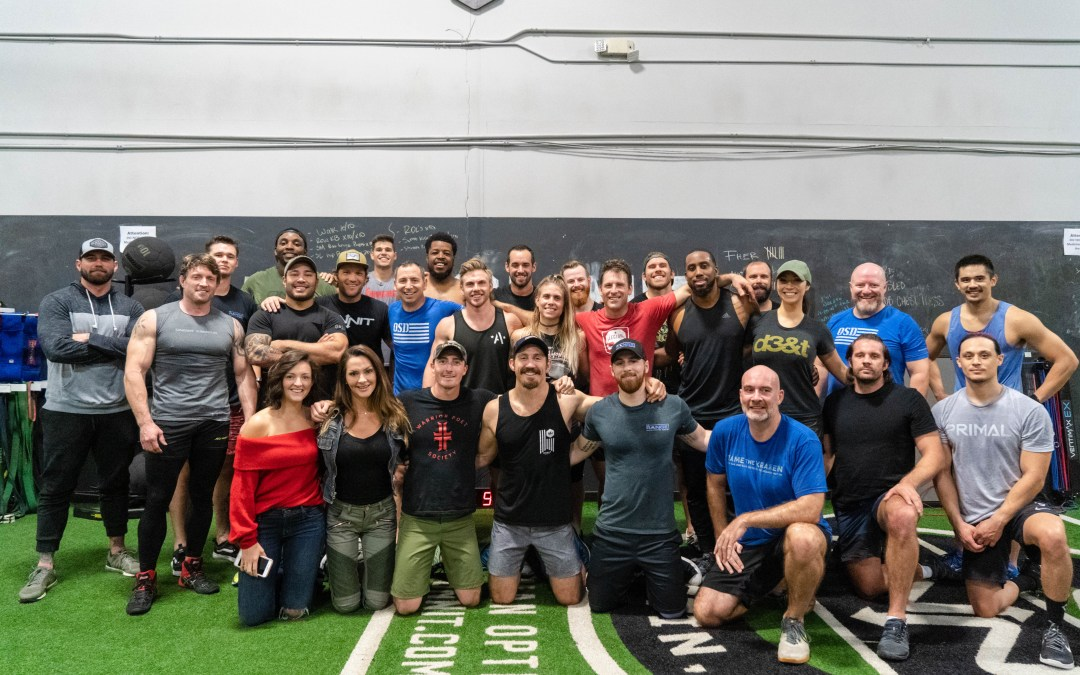 Onnit Hosts Epic Veteran Day Outing with OSD & Black Rifle Coffee