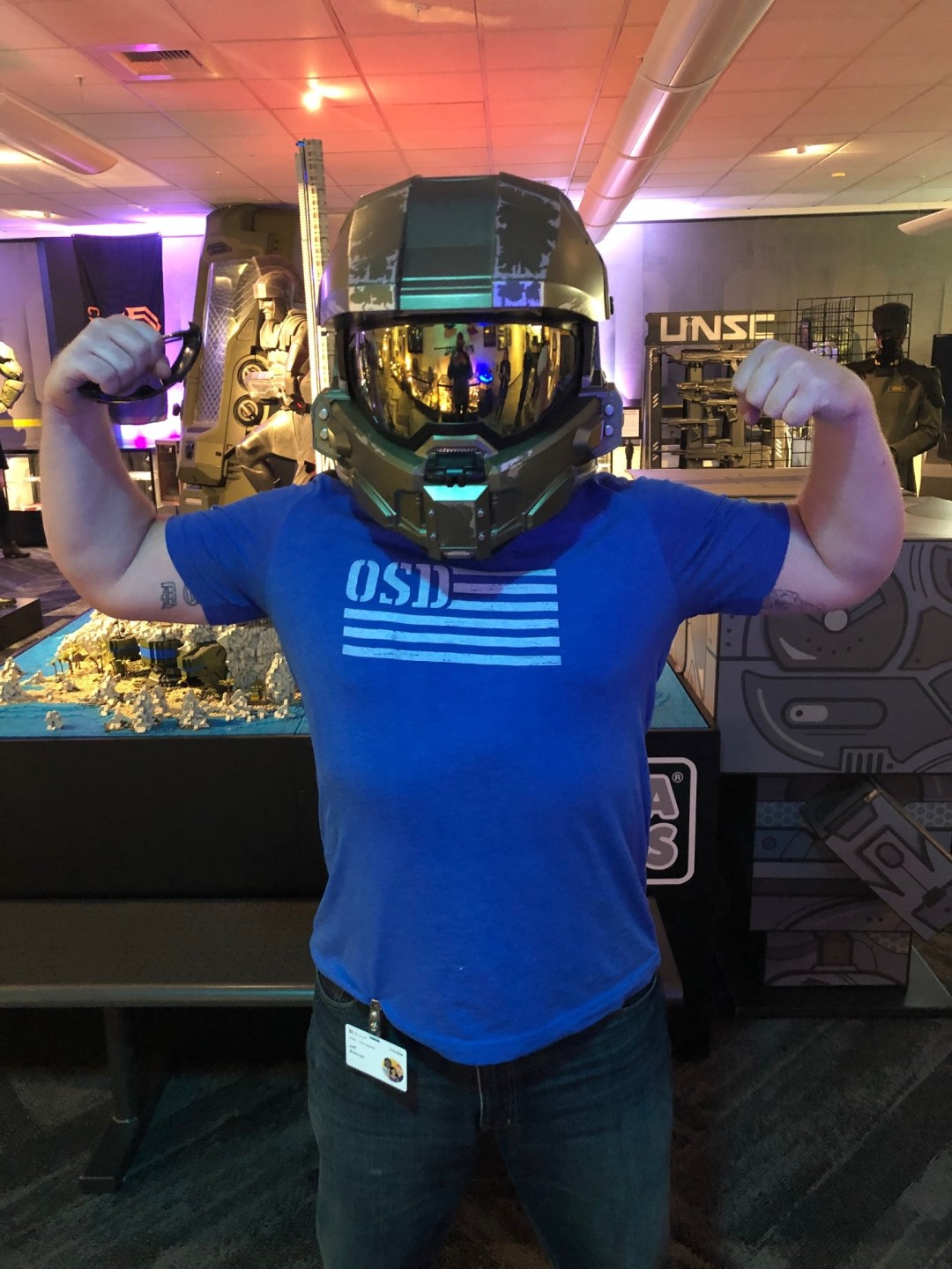 OSD Executive Team Visits The Halo Museum | We Are OSD