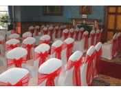 chair covers hire in wolverhampton leather club recliner pottery barn wedding cover spendex we