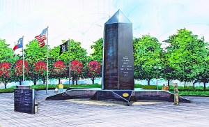 Veteran's Memorial project for Prosper gets its first corporate boost