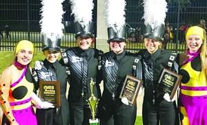 Prosper Mighty Eagle Band Earns Grand Champion Award