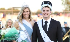 Eagles Crown Royalty, Get Shutout Win at Homecoming Game