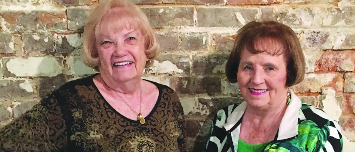 A Lifelong Friendship – Betty Hodges Hughes and Betty Jackson Stewart