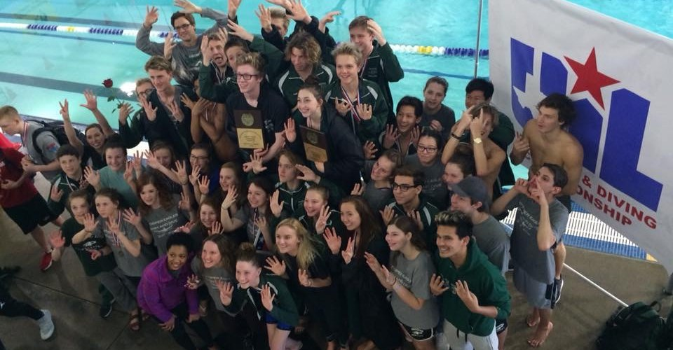 Prosper Swim and Dive Wins 8th District Championship!!