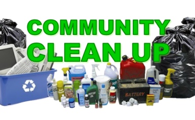 7th Annual Spring Clean Up and Recycling Event set for March 24