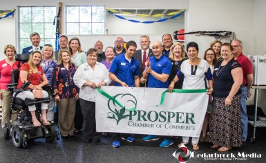 Maximum Impact Physical Therapy Celebrates their Grand Opening