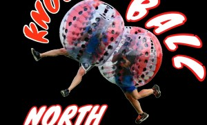 Knockerball is coming to Pride in the Sky!