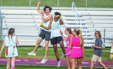 Senior Week PowderPuff Game