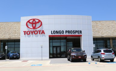 Prosper Magazine's  June Business of the Month: Longo Toyota of Prosper